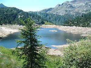 Lago Marcio -val Brembana  (BG)