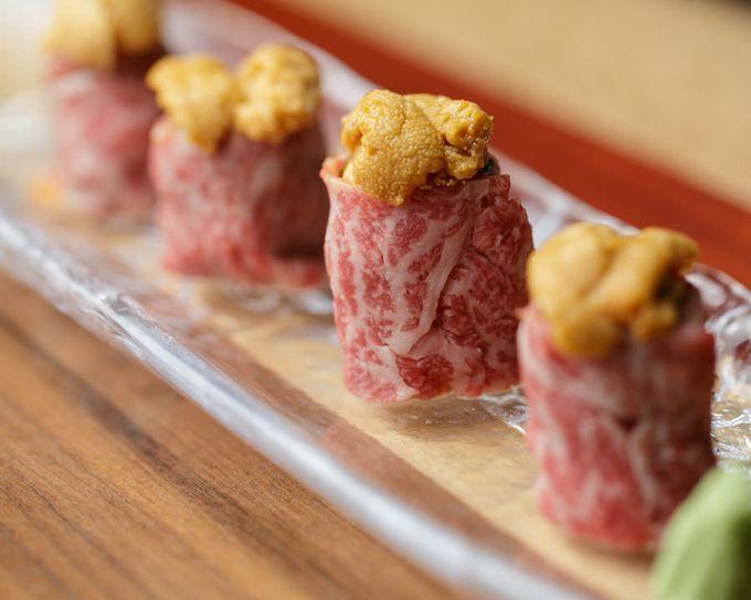 和牛でウニを巻く贅沢コラボ!東京都内の極上「ウニ肉巻き」専門店5選