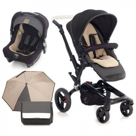 Jane Rider Strata Travel System - Clay