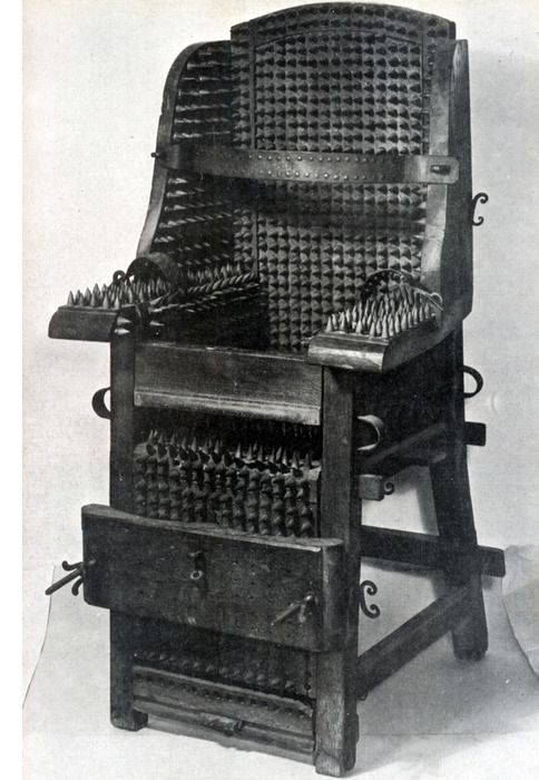 47 Best Images About Torture Chair On Pinterest Chairs