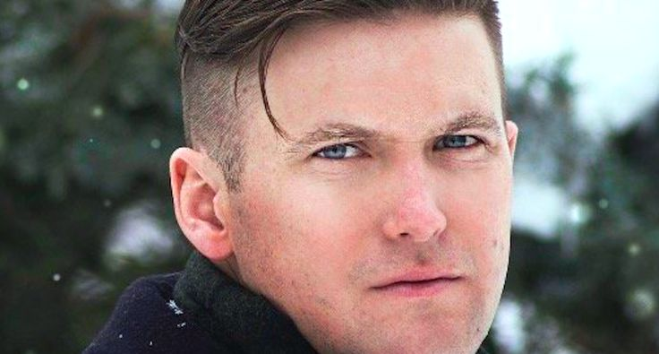 Former classmates of neo-Nazi Richard Spencer launch fundraiser to repudiate him and his movement --- (This is nazi Richard Spencer)