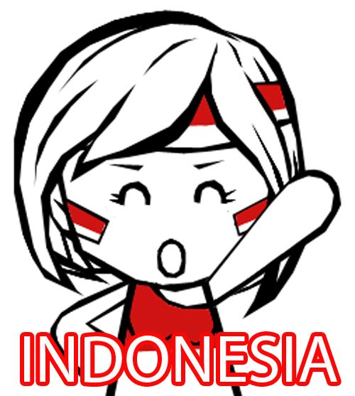 i love indonesia by near999.deviantart.com on @deviantART  original.indonesia45@yahoo.com