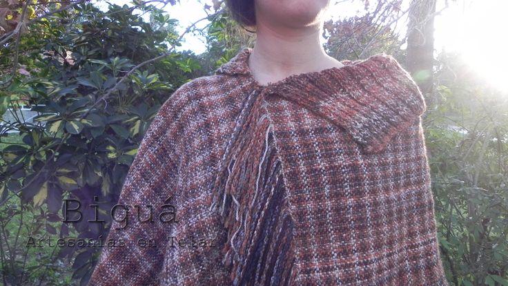 Biguá. Artesanías en telar ofrece diseños exclusivos