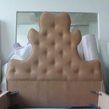 Últimas creativo dedign tela cama de muebles para el hogar único de doble y niños(China (Mainland))