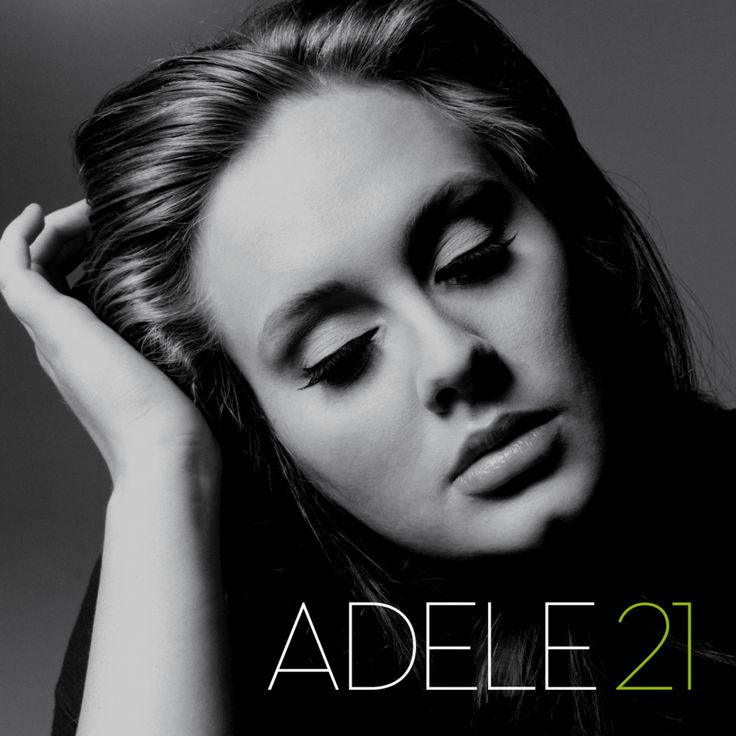 Adele - 21 LP (160 Gram with download)