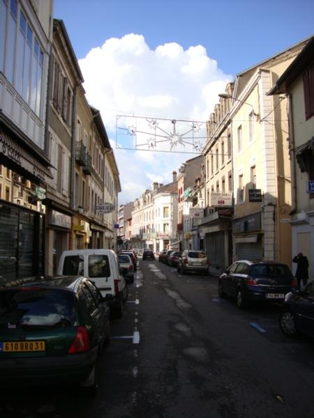 In the city of St. Gaudens-located at the Soutern part of France, near the border of Spain and the Pyrenees Mountains. I will be traveling back to St. Gaudens on a missions trip.: Mission Trips