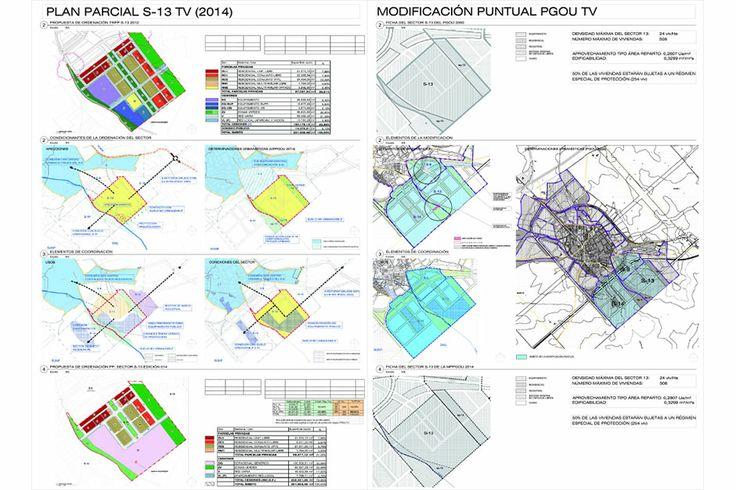 Plan Parcial Sector 13 de Torrejón