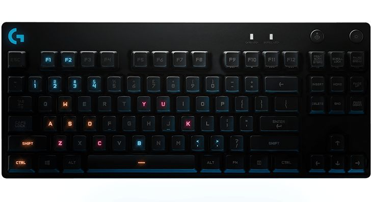 Logitech Pro Mechanical Gaming Keyboard