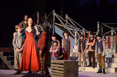 Theater Review (NYC): 'Oliver!' at Snug Harbor, Staten Island