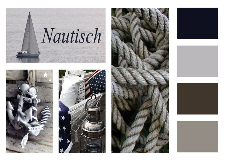 Nautisch collage  opdracht jaar 1