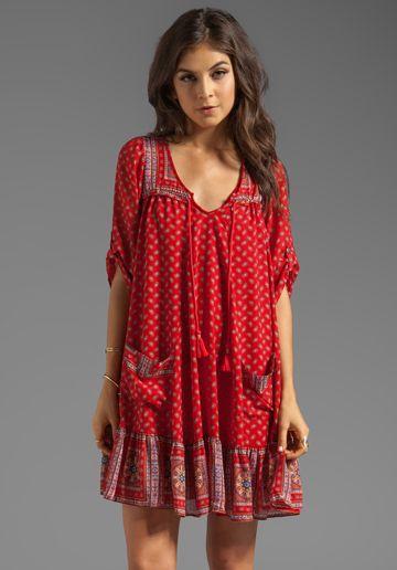 FREE-WD648 - Penny Lane Dress in…