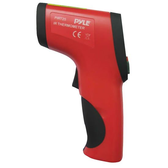 Compact Infrared Thermometer With Laser Targeting