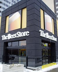 The Beer Store - Wikipedia, the free encyclopedia