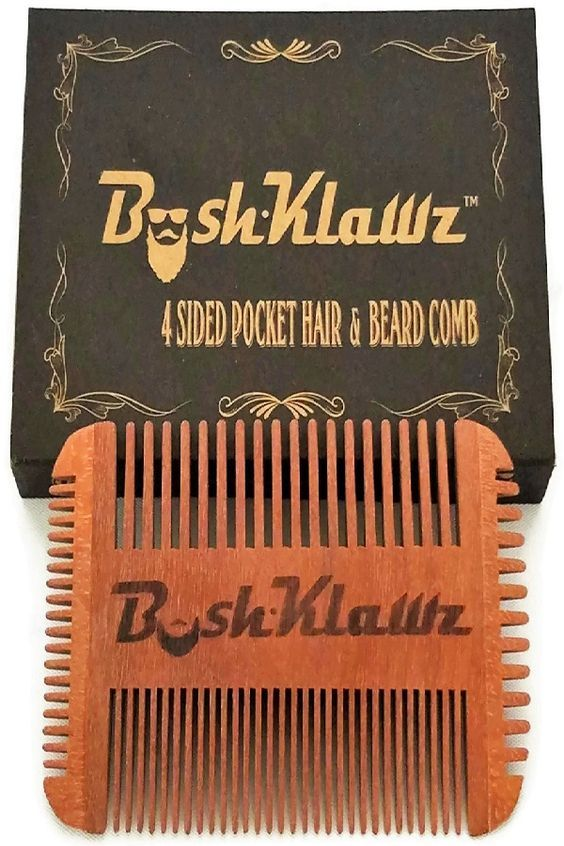 3 Best Mustache Combs – Pros and Cons From Beardoholic.com