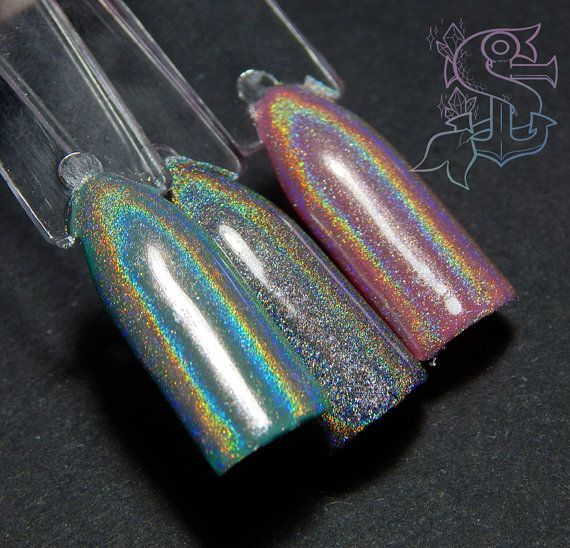 Super holo mirror pigment, 1gr jar. You can use it on your nails to achieve a mermaid look! But possibilities are endless because this item is perfect also for other crafts such as resin and polymer clay, just give it a try! *Rub it on your soak off gel, and seal it with a no wipe top gel* You will receive exactly what you see in pictures: pigment in the jar and two sponge sticks sealed in a ziplock bag. Thanks for visiting…
