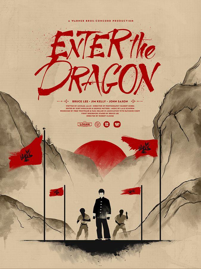 Enter the Dragon - Justin VanGenderen [0101]