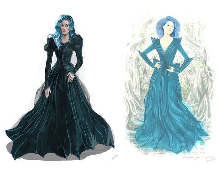 Hear From Intothewoods Costume Designer Colleen Atwood