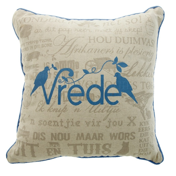 Vrede scatter cushion
