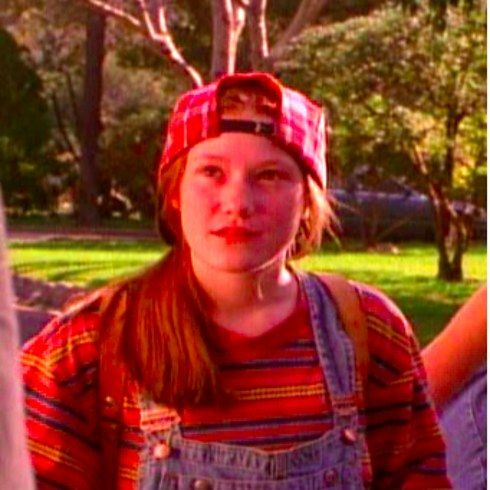 """Kristy Thomas, played by Schuyler Fisk. 