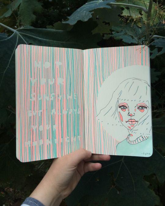 #art #journal #illustration