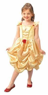 Bella Kostüm Klasik, S Parti Kostümleri - Kız Çocuk Parti Kostümleri Prenses Kostümleri: Kostümlü Parti, Kıyafet Balosu, Okul Gösterileri,Prenses Temalı Doğum Günü Partileri için ideal kostüm. 60 x 25 (lastikli)  Disney lisanlı klasik kostüm. 3-5 yaş çocuklar için uygundur. Babetler dahil değildir.