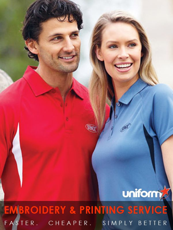 Polo Shirts : Arctic Polo - Uniforms