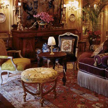 Best 25+ Victorian parlor ideas on Pinterest | Victorian curtains ...