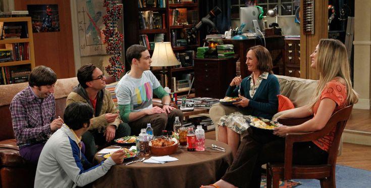 Penny | Mary | Sheldon | Leonard | Howard | Raj