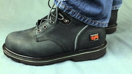 Interesting Most Comfortable Work Boots For Men Desirable