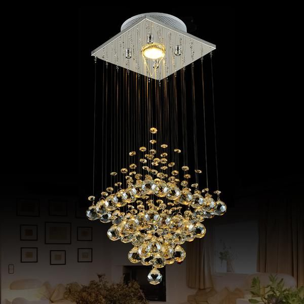 The 25 best cheap chandeliers for sale ideas on pinterest party cheap led hanging buy quality crystal pendant lights directly from china drop pendant lights suppliers m modern brief crystal pendant lighting led hanging aloadofball Images