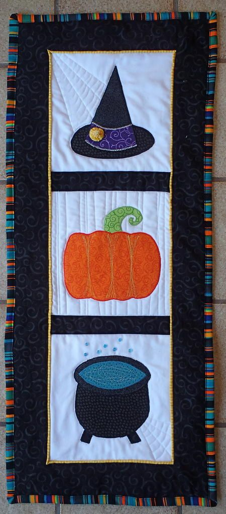 678 best images about WITCH QUILTS on Pinterest Quilt, Pumpkins and Witch hats