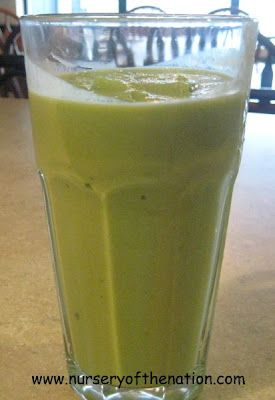 Pregnancy Smoothie with Yogurt. . . future reference - Hawaiian Green Smoothie  1 banana  4 oz plain or vanilla yogurt (could also use kefir)  1 tablespoon coconut oil  Few chunks of mango or pineapple  Handful of spinach leaves  1 cup ice    Throw it all in the blender for a sweet and yummy treat!