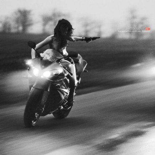 ❤️Women Riding Motorcycles. Girls on Bikes. Biker Babes. Girls who ride rock.   motorcycle + girl