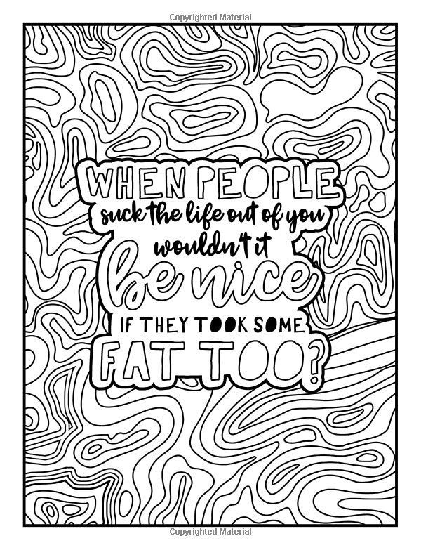Pin By Stephanie Drury On Color Swear Word Coloring Book Words Coloring Book Love Coloring Pages