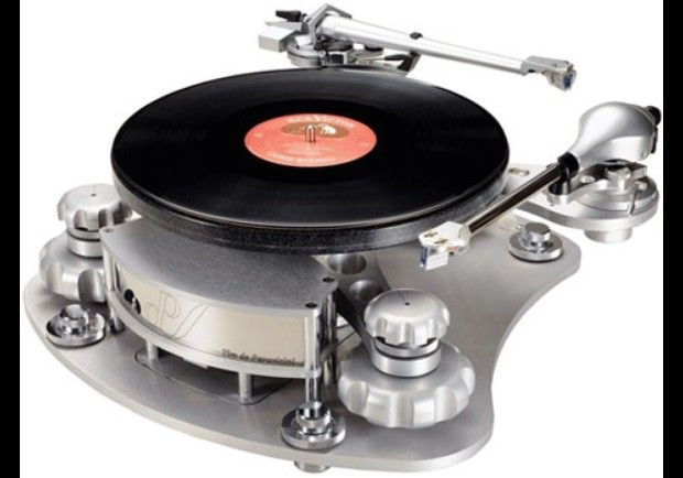 EAR Disc Master Turntable ($28,000)