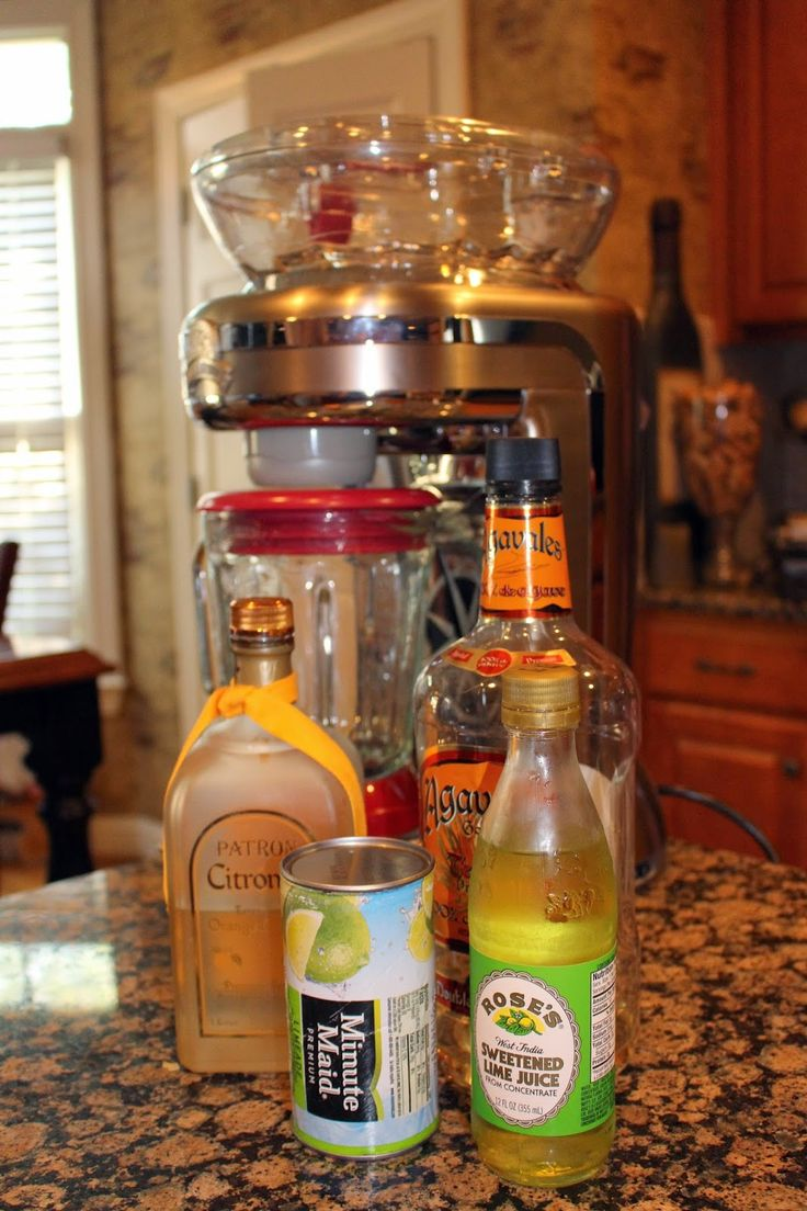 Harris Sisters GirlTalk: The BEST Ever Homemade Margarita Recipe
