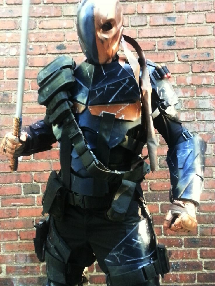 deathstroke arrow cosplay - photo #2