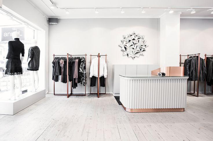 Best 25 Fashion shop interior ideas on