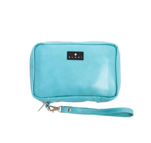 Elari Diaper Wallet - blue