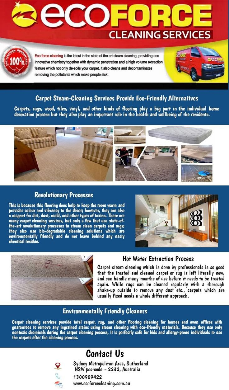 Using eco-friendly cleaning methods, professional carpet steam services in Sydney steam-clean dirty, grimed, and stained carpets and/or rugs and restore them to their former glory.