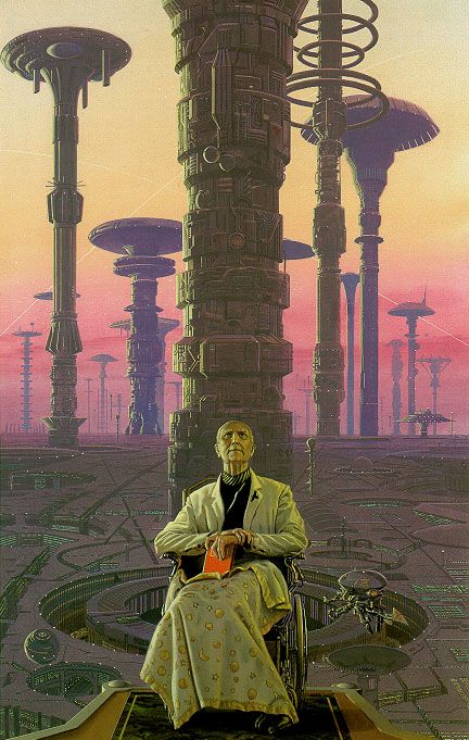 Finished Asimov's Foundation trilogy a little while ago. A very well crafted and technical work.