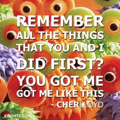 Cher lloyd do it my way lyrics