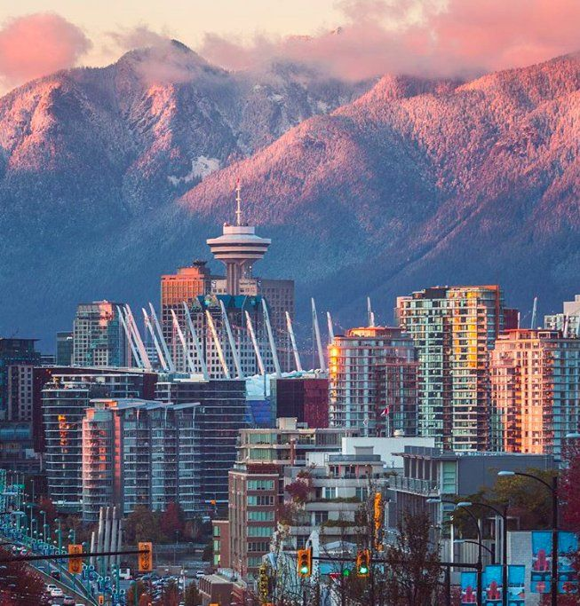 Vancouver Nov 8/17