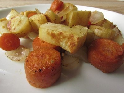 Roasted Parsnips and Carrots | Food | Pinterest