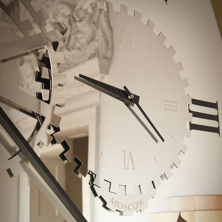 Times, by CATTELAN ITALIA.