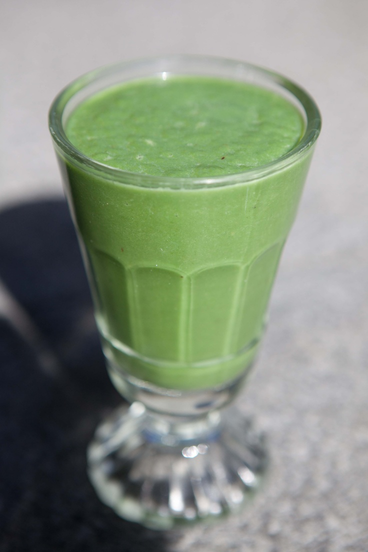Green smoothie #TheArtofEatingWell