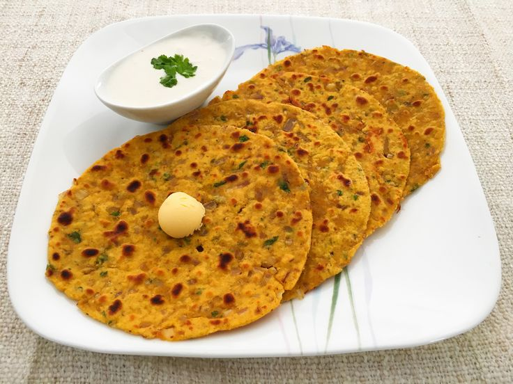 Missi roti is a healthy gram and wheat flour flatbread with flavours of freshly roasted spices. This popular flatbread from the Indian states of Punjab and Rajasthan is an excellent variation for the regular roti/chapati. The gram flour gives these rotis their unique flavour and sets it apart from the regular whole wheat rotis. Missi …