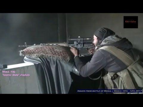 Guerra contra o ISIS no Iraque - Imagens da batalha de Mosul - 10 a 14.0...