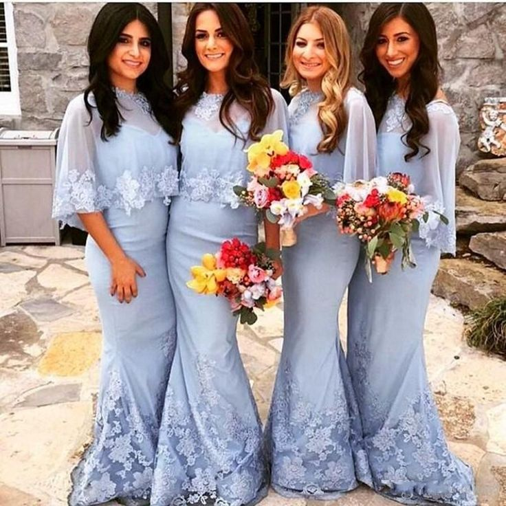 2016 New Lace Mermaid Bridesmaid Dresses Appliques V Neck Long Bridesmaid Dresses Cheap Dubai Arabic Dresses Party Evening Gowns Plus Size Bridesmaid Dresses Dress From Snowqueen98, $107.86| Dhgate.Com