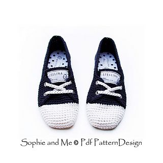 Classic sneakers ballerina version.